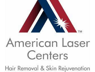 American Laser Centers Certificate