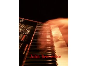 Jazz Piano Recital with Capital Public Radio's John Brenneise