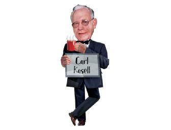 Carl Kasell Answering Machine Message