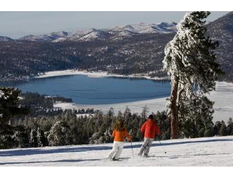 Big Bear Lake Getaway Package