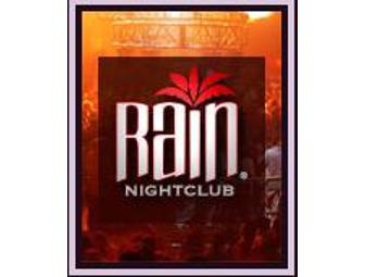 N9NE Group: Dinner for Two at N9NE Steakhouse and VIP Access to Ghostbar & Rain