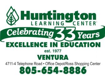 Huntington Learning Center: Writing Improvement Tutoring Package
