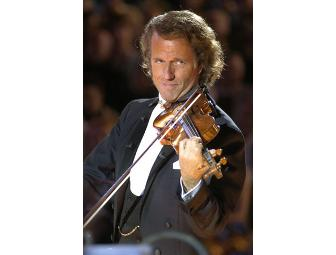 An evening with Andre Rieu
