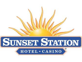 Sunset Station: myVacation Great Escape