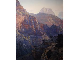 Bruce Aiken Grand Canyon Giclee & Private Studio Visit with artist