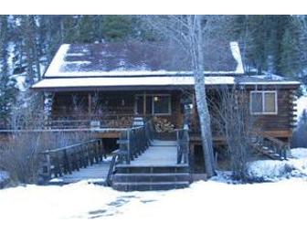 Family Time Vacation Rentals: Weekend Cabin Get-Away in Mammoth Creek, UT