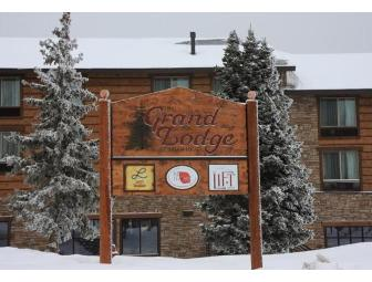 Grand Lodge at Brian Head: Luxury Two Night Ski/Spa/Dining Package