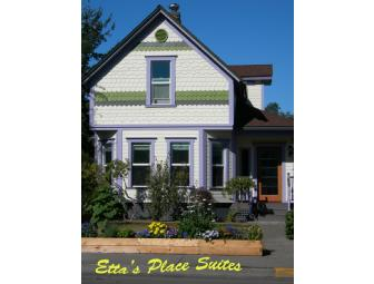 One week Getaway to Etta's Place in Friday Harbor