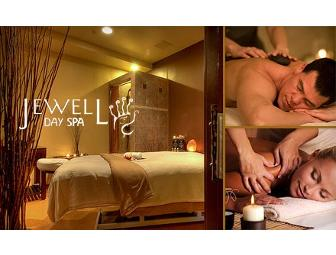 Jewell Spa Tacoma - Swedish Massage and Flotation Package