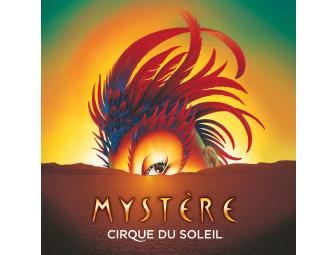Cirque du Soleil: Mystere a Pair of Category 1 Tickets