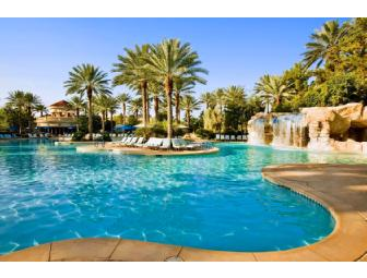 JW Marriott Las Vegas: Poolside Cabana Rental with Lunch for Four - Photo 1