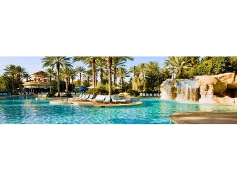 JW Marriott Las Vegas: Poolside Cabana Rental with Lunch for Four - Photo 3