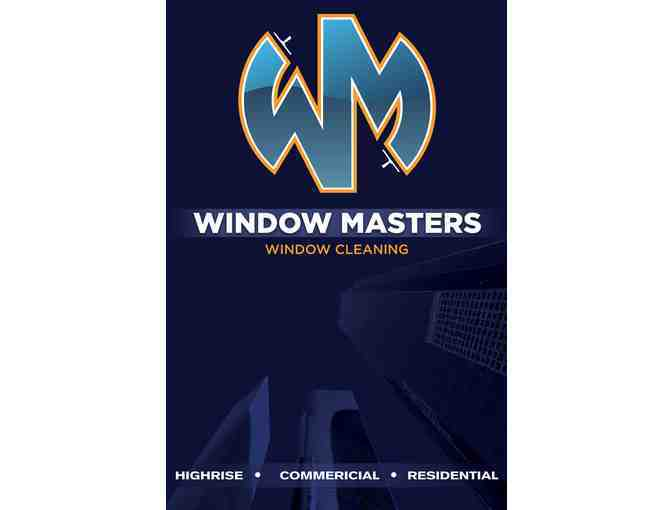 Window Masters: Residential Interior and Exterior Window Cleaning