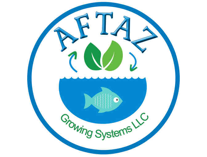 Aftaz Growing Systems: UniStar Aquaponic Growing System