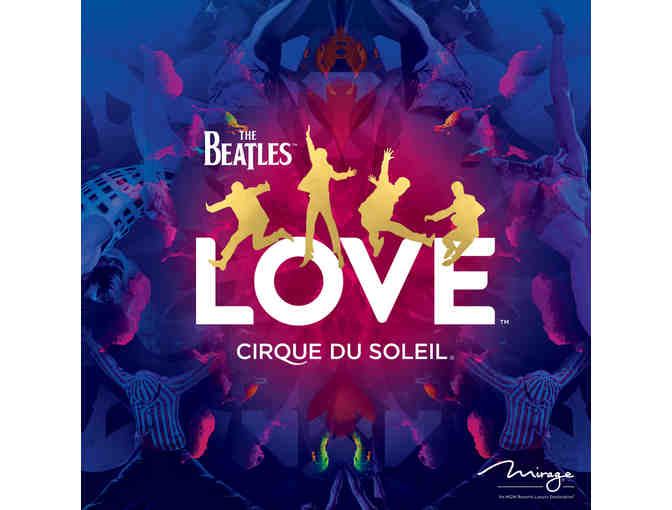 The Beatles LOVE: VIP Tickets for Two - Photo 2