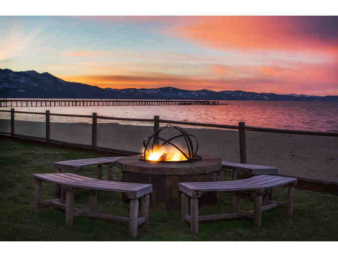 Tahoe Lakeshore Lodge and Spa: Two-Night Stay