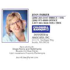 Donated by Lynn Gottlileb and Joan Parker, Managing Broker, Coldwell Banker, Danforth http://www.joanparker.com