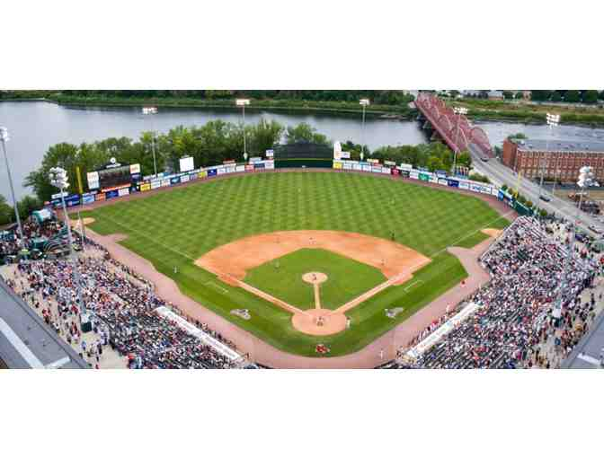 Four (4) Tickets to any 2019 Lowell Spinners home game