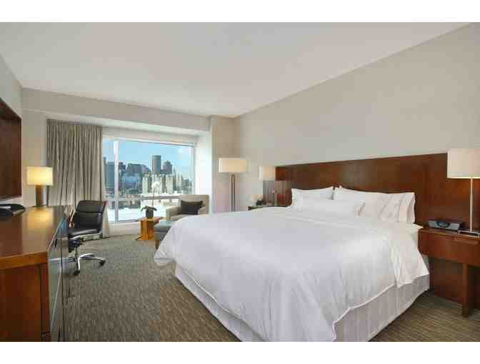 Two (2) Night Stay at Westin Boston Waterfront w/breakfast and 2 tickets to Laugh Boston