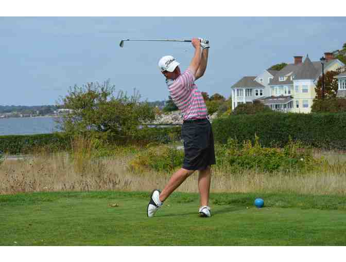 Round of Golf for 2 at Shennecossett Golf Course; Groton, CT