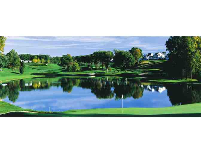 Round of Golf for 3 at PGA TOUR's Travelers Championship's TPC River Highlands