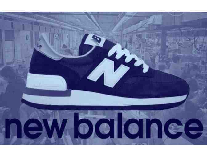 New Balance Shoes (4), Swag and Tour of Boston Bruins Practice Facility, Warrior Ice Arena