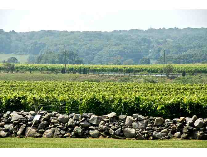Private wine tasting and tour for 10 at Westport Rivers Vineyard & Winery