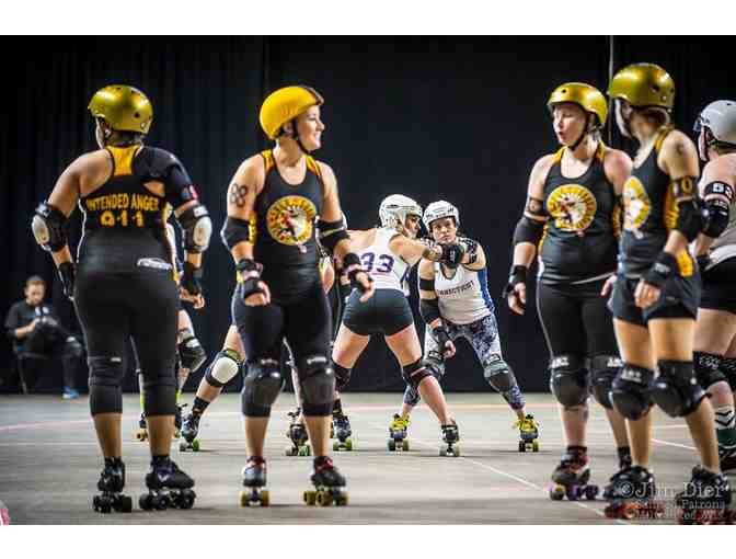 CT Roller Derby: 3 Season Passes to 2019 Season & merchandise