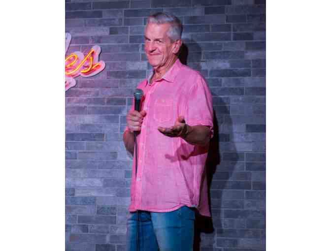 Two (2) Tickets and Meet & Greet with Lenny Clarke at Giggles Comedy Club