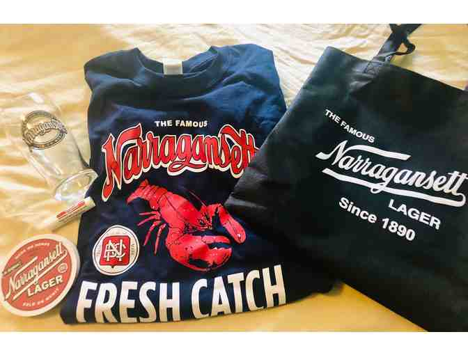 Narragansett Beer Swag Bag