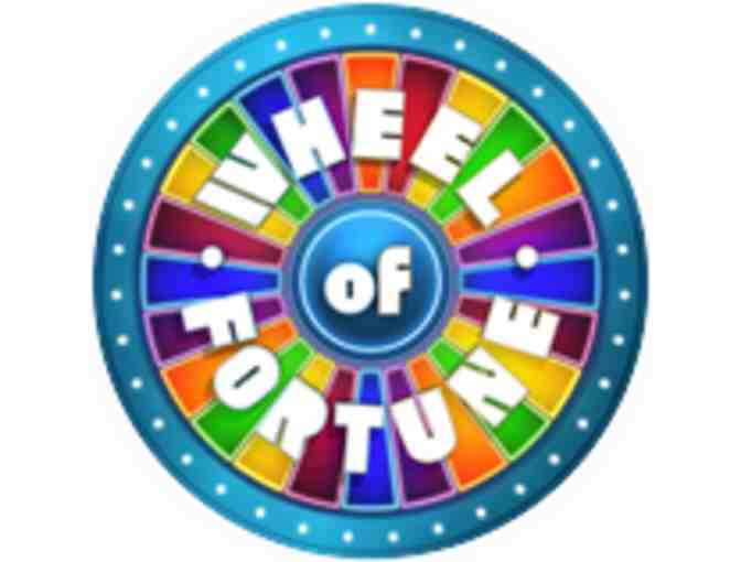 4 Passes to a Taping of Wheel of Fortune!