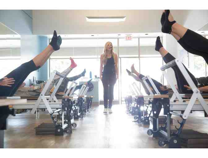 5 Core Reform Pilates Classes