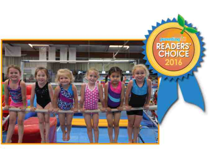 1 Month with Scats Gymnastics Lessons!