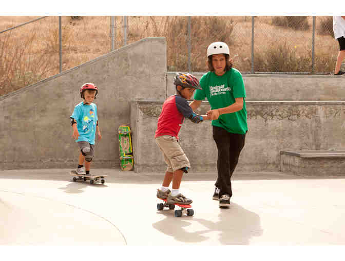 Basics of Skateboarding Skate Camps - 1 Week
