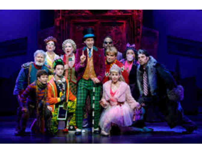 4 Tickets to Charlie and the Chocolate Factory Segerstrom