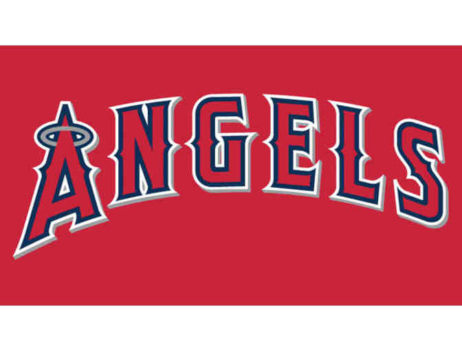 4 Angel's Baseball Tickets w/ Parking Pass