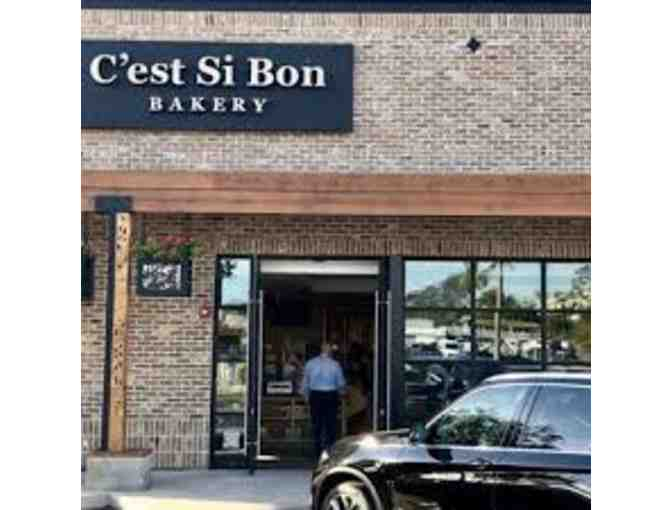 $75 Gift Card to C'est Si Bon