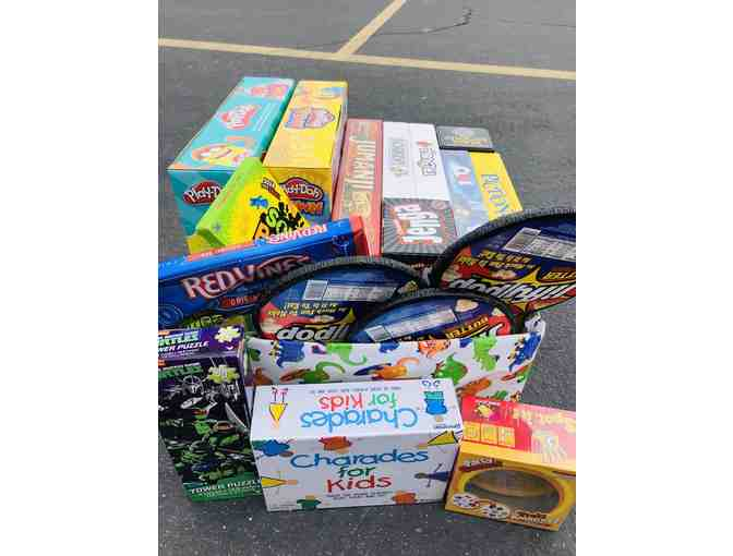 Games & Puzzles Box -  Mr. Richards Class