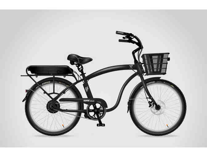 Electric Bike Company - BEACH CRUISER - Voted BEST in the USA