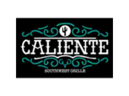 Cater your next party with Caliente Southwest Grill - $150 Gift Card!