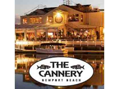 The Cannery Restaraunt - $150 Gift Certificate