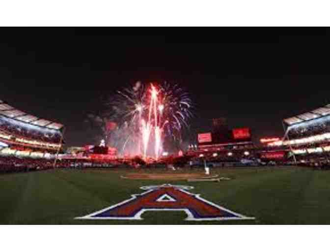 4 Angels Tickets vs The Twins on May 2, 2020 at 6 pm: Includes Fireworks and Parking - Photo 1
