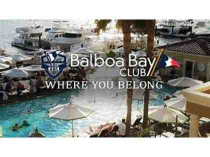 Balboa Bay Club Membership