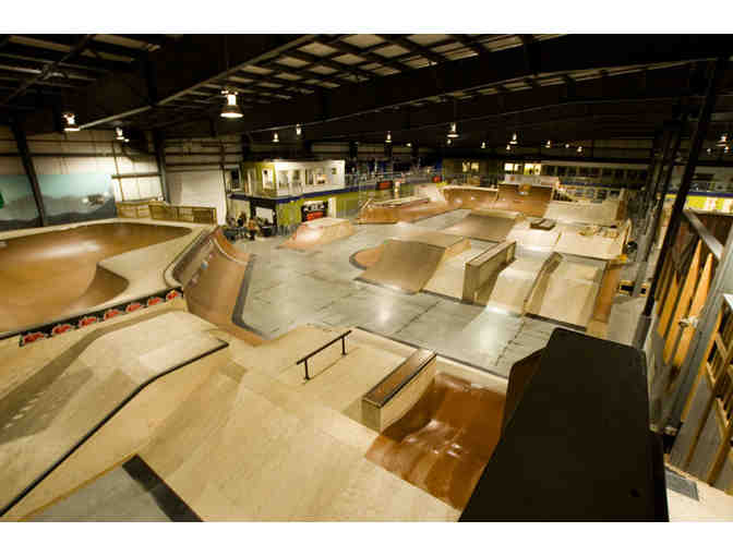 'Ride with a Friend' at Rye Airfield Skatepark