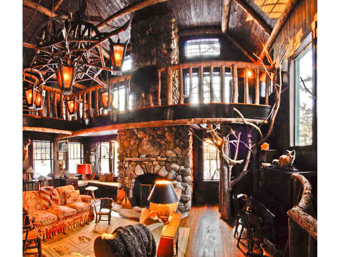 One of the most unusual homes you'll ever see--with lunch! Kensington, NH