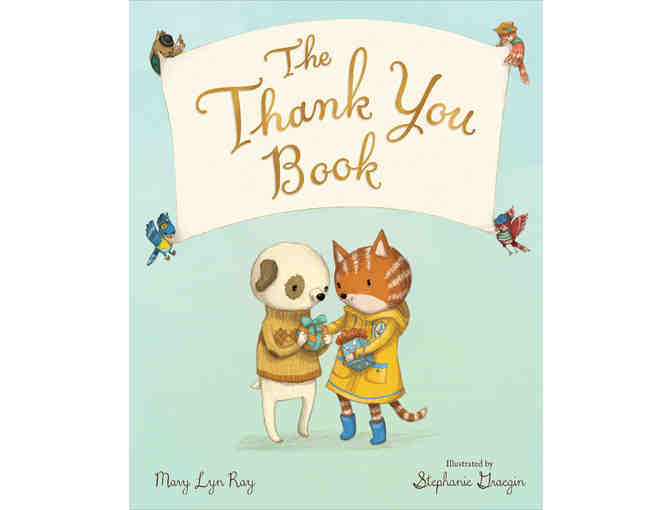 'The Thank You Book' Children's Book by Mary Lyn Ray