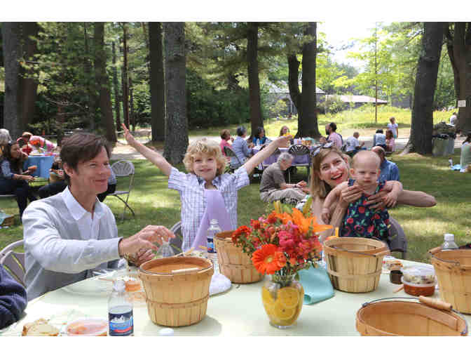 Enjoy Medal Day 2019 at The MacDowell Colony, Peterborough, NH