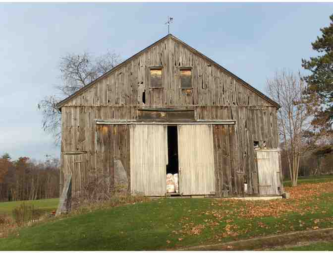 Barn Assessment from Preservation contractor Ian Blackman