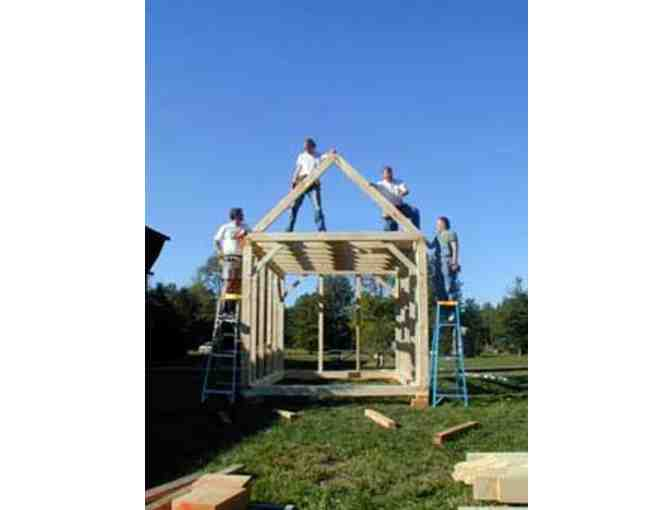 Walden Cabin Timber Frame Package