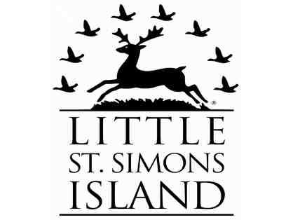 2 night stay on Little St. Simons Island
